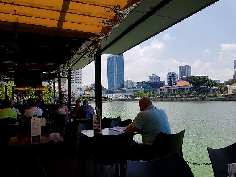 ボートキーにて(シンガポール賃貸のMikanのシンガポール日記)