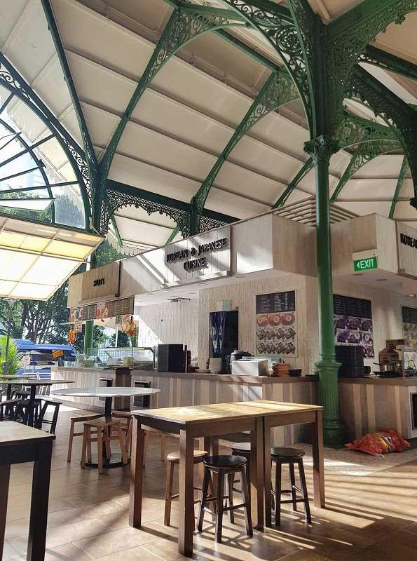 和食とコリアン料理(シンガポール賃貸のMikanのシンガポール日記)