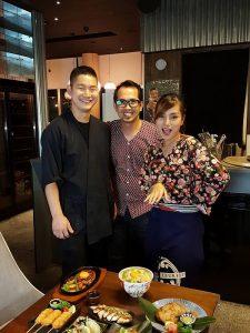 オーチャードセントラル最上階にある和食屋(シンガポール賃貸のMikanのシンガポール日記)
